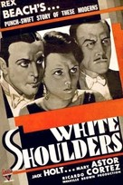 White Shoulders - Movie Poster (xs thumbnail)