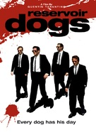Reservoir Dogs - DVD movie cover (xs thumbnail)