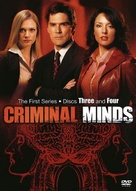 """Criminal Minds"" - DVD cover (xs thumbnail)"