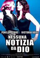 Sin Noticias De Dios - Italian Movie Poster (xs thumbnail)