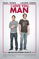I Love You, Man - Movie Poster (xs thumbnail)