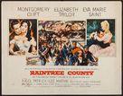Raintree County - Movie Poster (xs thumbnail)