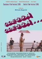 Odessa Odessa - British poster (xs thumbnail)