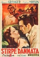 Blanche Fury - Italian Movie Poster (xs thumbnail)