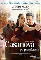 Fading Gigolo - Polish Movie Poster (xs thumbnail)