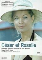 César et Rosalie - Dutch Movie Poster (xs thumbnail)