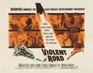 Violent Road - Movie Poster (xs thumbnail)