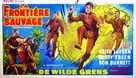 Frontier Rangers - Belgian Movie Poster (xs thumbnail)