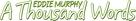 A Thousand Words - Logo (xs thumbnail)