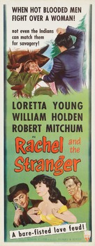 Rachel and the Stranger - Re-release poster (xs thumbnail)