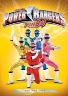 """Power Rangers Turbo"" - DVD cover (xs thumbnail)"