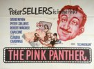 The Pink Panther - British Movie Poster (xs thumbnail)