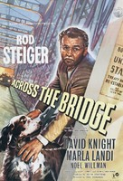 Across the Bridge - British Movie Poster (xs thumbnail)