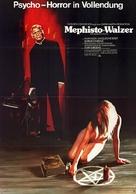 The Mephisto Waltz - German Movie Poster (xs thumbnail)