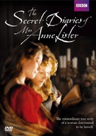 The Secret Diaries of Miss Anne Lister - DVD cover (xs thumbnail)