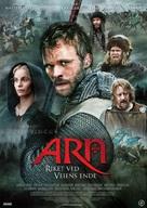 Arn - Riket vid vägens slut - Norwegian Movie Poster (xs thumbnail)