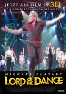 Lord of the Dance in 3D - German Movie Poster (xs thumbnail)