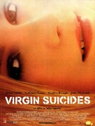 The Virgin Suicides - French Movie Poster (xs thumbnail)