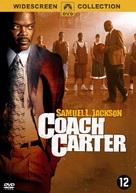 Coach Carter - Dutch DVD movie cover (xs thumbnail)