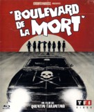 Grindhouse - French Blu-Ray cover (xs thumbnail)