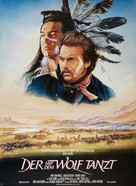 Dances with Wolves - German Movie Poster (xs thumbnail)