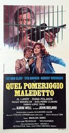 Quel pomeriggio maledetto - Italian Movie Poster (xs thumbnail)