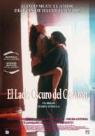 El lado oscuro del corazón - Spanish Movie Poster (xs thumbnail)