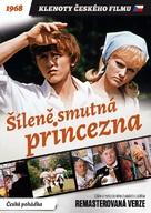 Sílene smutná princezna - Czech Movie Cover (xs thumbnail)