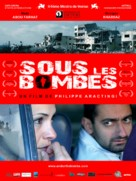 Sous les bombes - French Movie Poster (xs thumbnail)