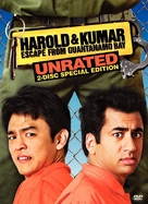 Harold & Kumar Escape from Guantanamo Bay - Movie Cover (xs thumbnail)