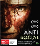 Antisocial - Australian Movie Cover (xs thumbnail)