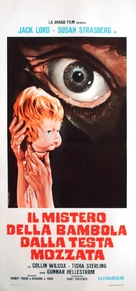 The Name of the Game Is Kill - Italian Movie Poster (xs thumbnail)