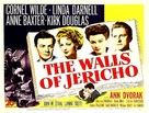 The Walls of Jericho - Movie Poster (xs thumbnail)