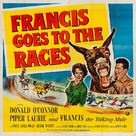 Francis Goes to the Races - Movie Poster (xs thumbnail)