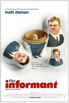 The Informant - Movie Poster (xs thumbnail)