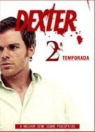 """Dexter"" - Brazilian DVD movie cover (xs thumbnail)"