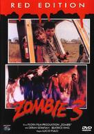 Zombi 3 - German Movie Cover (xs thumbnail)