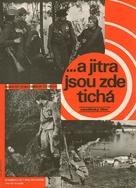 A zori zdes tikhie - Czech Movie Poster (xs thumbnail)