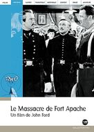 Fort Apache - French DVD cover (xs thumbnail)