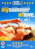 My Summer of Love - British Movie Cover (xs thumbnail)
