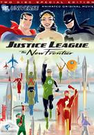 Justice League: The New Frontier - Movie Cover (xs thumbnail)