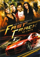 Fast Track: No Limits - DVD cover (xs thumbnail)