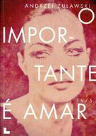 L'important c'est d'aimer - Brazilian DVD cover (xs thumbnail)