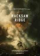 Hacksaw Ridge - Teaser movie poster (xs thumbnail)