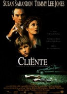 The Client - Spanish Movie Poster (xs thumbnail)