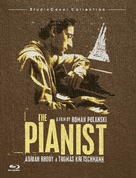 The Pianist - Blu-Ray cover (xs thumbnail)