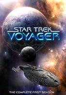 """Star Trek: Voyager"" - DVD movie cover (xs thumbnail)"