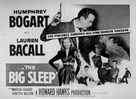 The Big Sleep - poster (xs thumbnail)