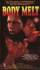 Body Melt - British VHS cover (xs thumbnail)