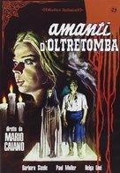 Gli amanti d'oltretomba - Italian DVD cover (xs thumbnail)